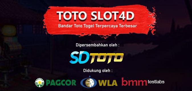 toto slot4d